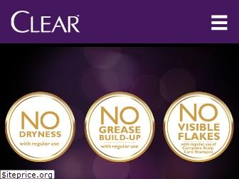 clearhaircare.com