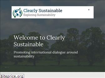 clearlysustainable.com