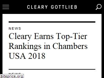 clearygottlieb.com