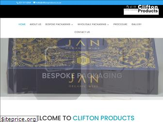cliftonproducts.co.za