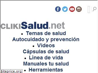 www.clikisalud.net website price
