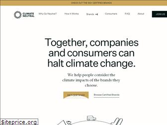climateneutral.org