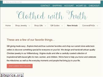 clothedwithtruth.com