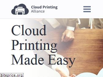 cloud-printing-alliance.com