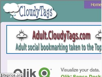 cloudytags.com