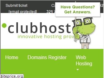 clubhoster.com