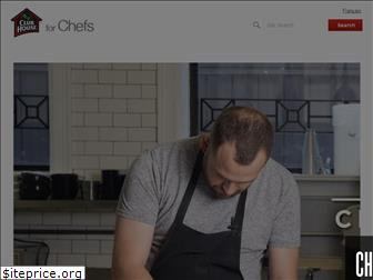 clubhouseforchefs.ca