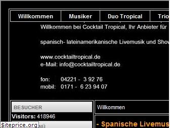 cocktailtropical.de