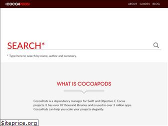 cocoapods.org