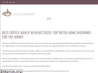 coffeelovers.reviews