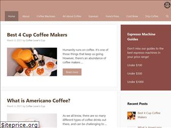 coffeeloverscup.com
