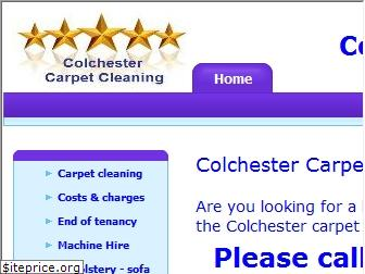 colchestercarpetcleaning.com