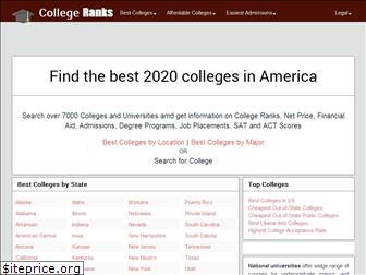 college-ranks.com