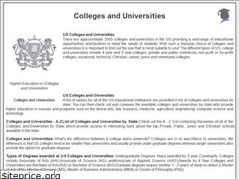 colleges-and-universities.education