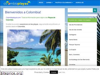 colombiaplayas.com
