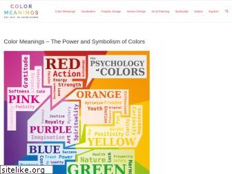 color-meanings.com
