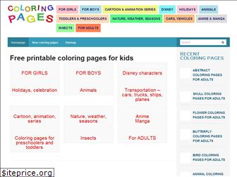 coloring-pages-printable.com