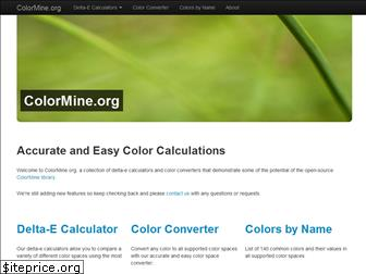 www.colormine.org website price