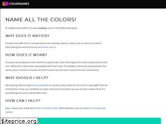 colornames.org