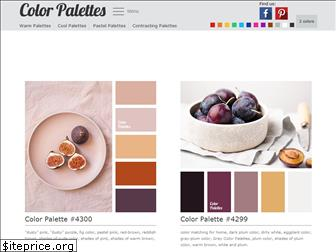 colorpalettes.net