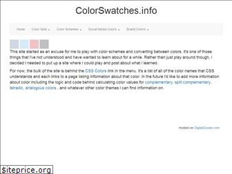 colorswatches.info