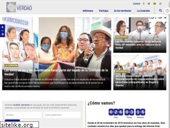 www.comisiondelaverdad.co website price