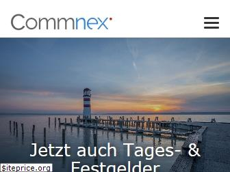 www.commnex.de website price