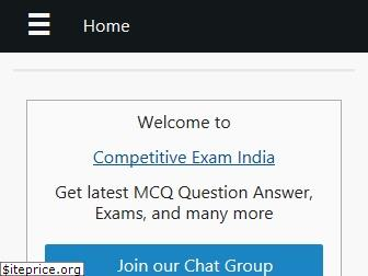 competitive-exam.in