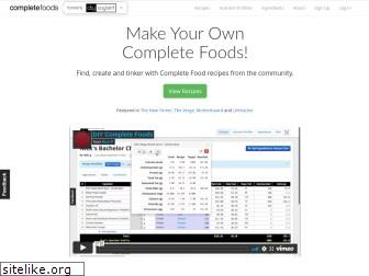 completefoods.co