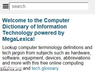 computer-dictionary-online.org