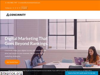 concinnitylimited.com