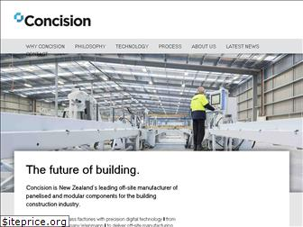 concision.co.nz