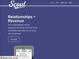 connectwithscout.com