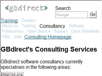 consulting.gbdirect.co.uk