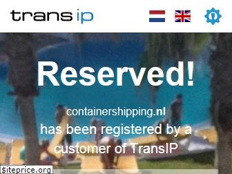 containershipping.nl