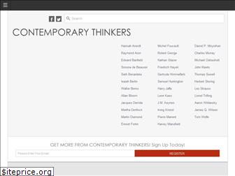 contemporarythinkers.org