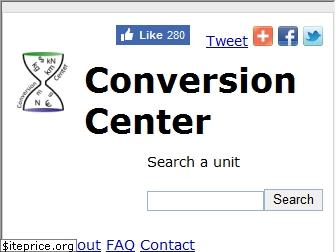 conversioncenter.net