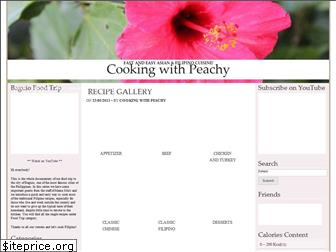 cookingwithpeachy.com