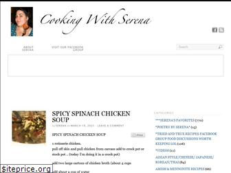 cookingwithserena.com