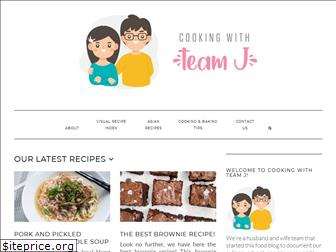 cookingwithteamj.com