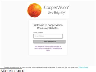 coopervisionpromotions.com