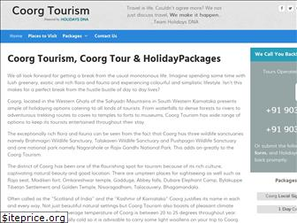 coorgtourism.co.in