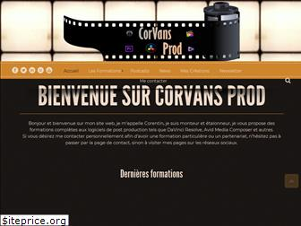 corvansprod.be