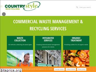 countrystylerecycling.co.uk