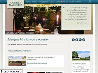 countymarquees.com
