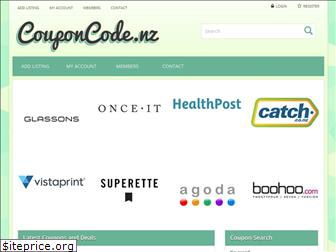couponcode.nz