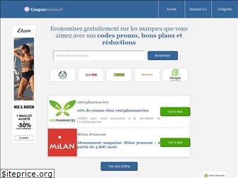 couponmania.fr