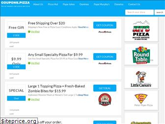coupons.pizza
