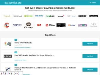 couponwide.org