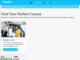 coursefindr.co.uk